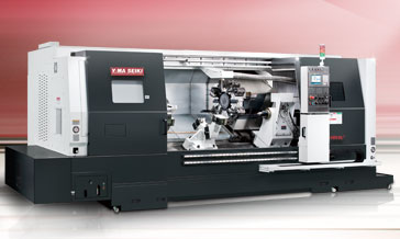 Maximum Performance Turning Center