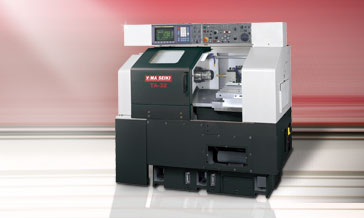 High Performance Turning Center