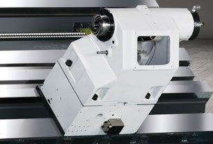 Tailstock shown